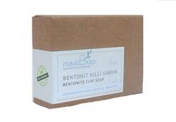 MAVİLİ KAPI - Doğal Bentonit Killi Sabun 100 gr