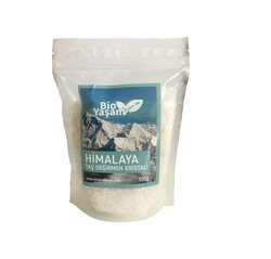 Eko Bio Yaşam - Doğal Himalaya Tuzu Beyaz Granül 500 gr