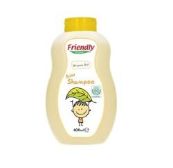 Friendly - Organik Bebek Şampuanı Organik Yulaf 400 ml