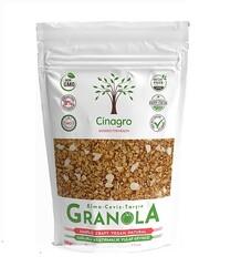 Cinagro Goodies - Granola Elma- Ceviz-Tarçın 300 gr