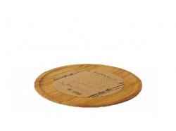 Bambum - Lily Dönen Servis Tabağı 33 cm