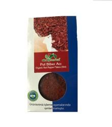 Ekoloji Market - Organik Acı Pul Biber 50 gr