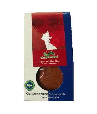Organik Acı Toz Biber 40 gr
