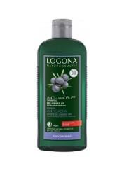 Logona - Organik Ardıç Ağacı Yağlı Kepek Önleyici Şampuan 250 ml