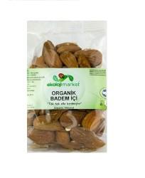 Ekoloji Market - Organik Badem İçi 150 gr