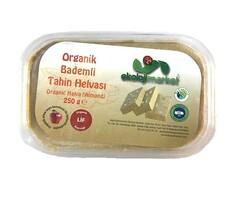 Ekoloji Market - Organik Bademli Tahin Helvası 250 gr