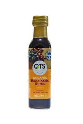 Organik Balsamik Sirke 250 ml
