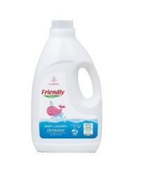 Friendly - Organik Bebek Çamaşır Deterjanı Çiçek Kokulu 2000 ml