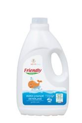 Friendly - Organik Bebek Çamaşır Deterjanı Meyve Kokulu 2000 ml