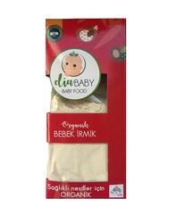 DİABABY - Organik Bebek İrmik 400 gr