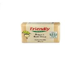 Friendly - Organik Bebek Sabunu Parfümsüz 100 gr