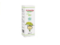 Friendly - Organik Bebek Yağı 100 ml
