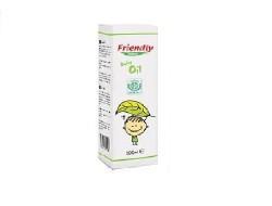 Friendly - Organik Bebek Yağı 100 ml