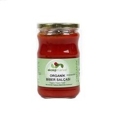 Ekoloji Market - Organik Biber Salçası (Tuzsuz) 660 gr