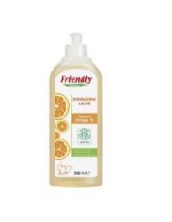 Friendly - Organik Bulaşık El Deterjanı -Portakallı 500 ml
