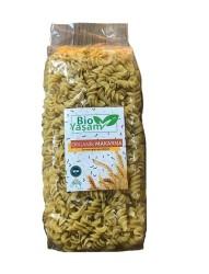 Eko Bio Yaşam - Organik Burgu Makarna Zerdeçallı 400 gr