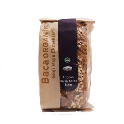 BACA - Organik Büyülü Karma Ekmek 700 gr