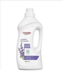 Friendly - Organik Çamaşır Deterjanı Lavanta Kokulu 1000 ml