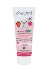 Logona - Organik Çilek Özlü Çocuk Diş Macunu 0-6 yaş 50 ml