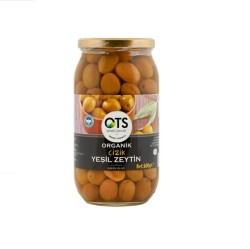 OTS - Organik Çizik Yeşil Zeytin 600 gr