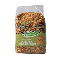Eko Bio Yaşam - Organik Çorbalık Tahıl Karışımı 500 gr