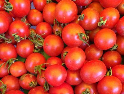 Organik Domates Çeri (500 gr)