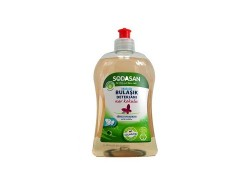 Sodasan - Organik Elde Bulaşık Yıkama Sıvısı Nar Özlü 500 ml