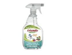 Friendly - Organik Gereç, Yüzey ve Oyuncak Temizleyici 650 ml