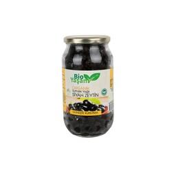 Eko Bio Yaşam - Organik Güneşte Kurutma Siyah Zeytin Net: 650 gr