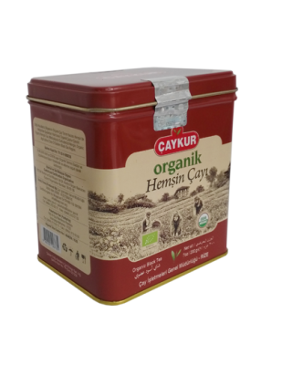 Organik Hemşin Hediyelik Teneke Çay 200 gr