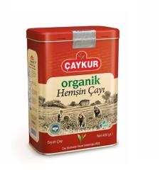 Çaykur - Organik Hemşin Çay Teneke Kutu 400 gr