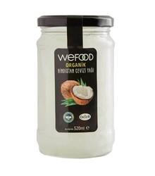 WEFOOD - Organik Hindistan Cevizi Yağı 300 gr