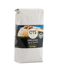 OTS - Organik İnce İrmik 500 gr