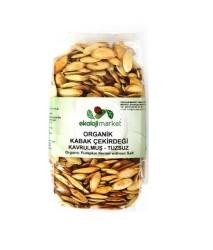 Ekoloji Market - Organik Kabak Çekirdeği Kavrulmuş Tuzsuz 200 gr