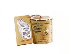 Topri - Organik Kaçkar Petekli Karakovan Balı 200 gr
