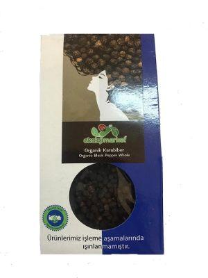 Organik Karabiber (Tane) 35 gr