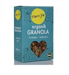 Monn Bio - Organik Karabuğday Keçiboynuzu Granola 300 gr