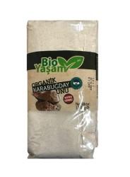 Eko Bio Yaşam - Organik Karabuğday Unu 1 kg