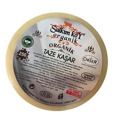 Salkım Köy Organik - Organik Kaşar Peynir 250 gr
