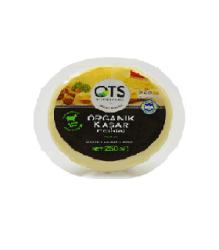 OTS - Organik Kaşar Peyniri 250 gr.
