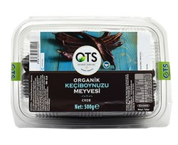 OTS - Organik Keçiboynuzu Meyvesi 500 gr