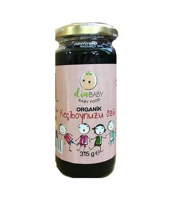Organik Keçiboynuzu Özü (Bebeklere Özel) 315 gr