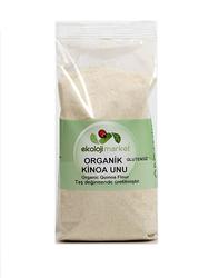 Ekoloji Market - Organik Kinoa Unu Glutensiz 400 gr