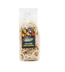 Eko Bio Yaşam - Organik Kısa Kesme Sade (Vegan) Makarna 330 gr