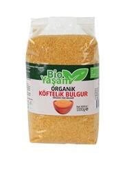 Eko Bio Yaşam - Organik Köftelik Bulgur 1 kg