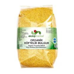 Ekoloji Market - Organik Köftelik Bulgur 500 gr