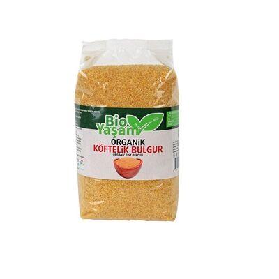 Organik Köftelik Bulgur 500 gr