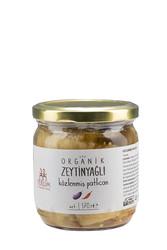 Yerlim - Organik Közlenmiş Patlıcan 350 gr ( Vegan - Glutensiz)