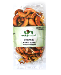 Ekoloji Market - Organik Kuru Elma 100 gr