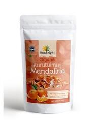 SUNBRIGT - Organik Kuru Mandalina 40 gr